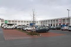 2014 wurde das Einkaufszentrum Stegleacker fertig gestellt