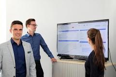 Thomas Winter - Sybit Radolfzell: Zufriedene Kunden als Bestätigung