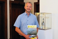 Peter Freisleben, Wirtschaftsförderer der Stadt Engen