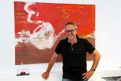 Thomas Schleicher, Wirtschaftsförderer der Gemeinde Gottmadingen