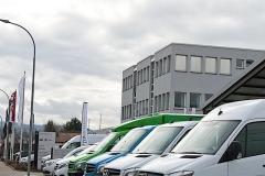 Automeile Singen: Der führende Autohandelsstandort im Landkreis Konstanz