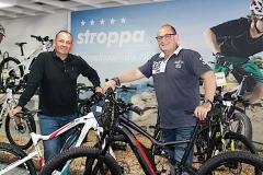 Rainer Stroppa und Hans-Peter Stroppa