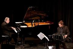 Konzert Pablo Ziegler & Quique Sinesi, Gast: Walter Castro