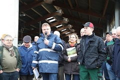 Baulehrfahrt für Landwirte am 18. Februar 2016