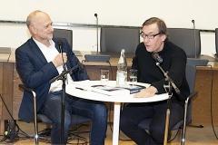Lesung Wolfgang Schorlau in Singen