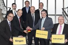 Singen, Rielasingen-Worblingen und Gottmadingen bekommen mit VDS
