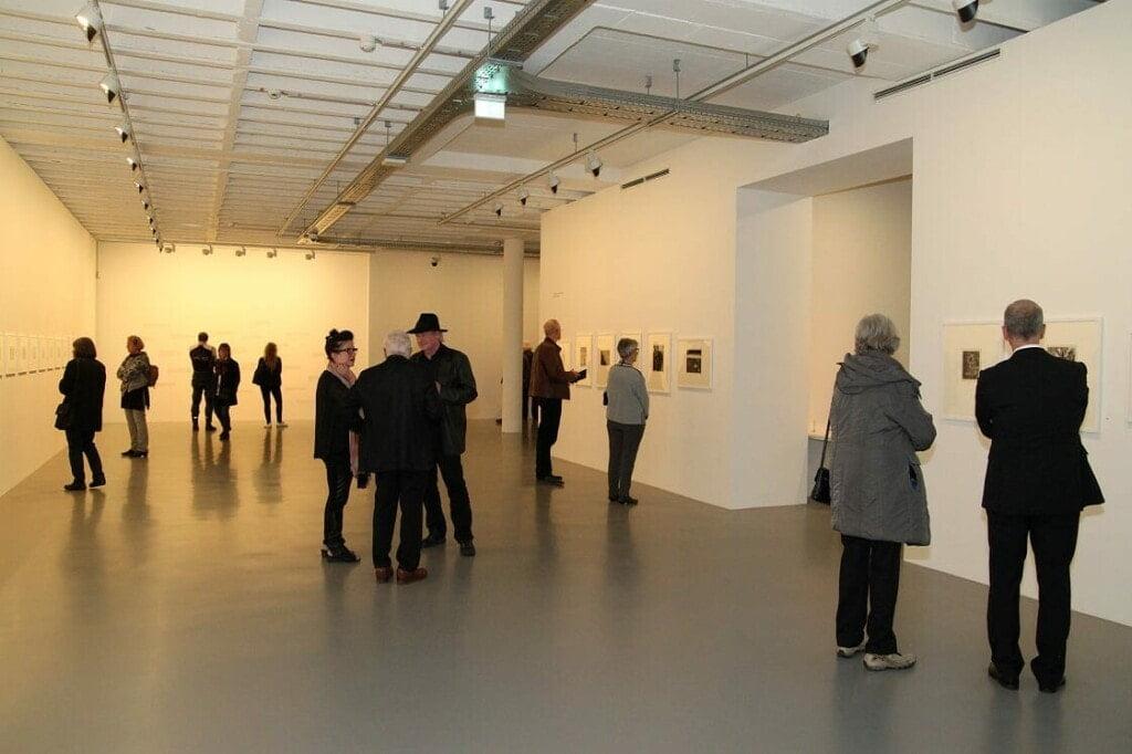 Kunstausstellung in Singen