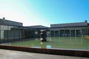 Bildungsakademie Singen - Innenhof