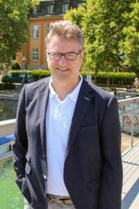 Bildungsakademie Singen - Georg Hiltner, Hauptgeschäftsführer