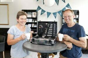 Repair-Café Gottmadingen, Amande Lorch und Andreas Lorch