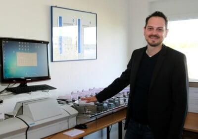 Mit Teilzeit und Arbeitszeitkonten gegen den Fachkräftemangel - Stefan Odenbach, König IDV, Gottmadingen