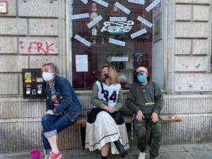 Künstler Corona-Ausstellung, Marcus Alexander Gwiasda, Anna Maria Kwoka, Karsten Diekmann