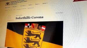 Coronahilfen - Soforthilfen Corona - Soforthilfe