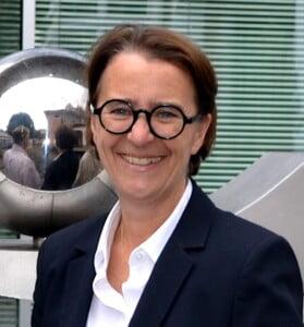Claudia Kessler-Franzen, Geschäftsführerin von Singen Aktiv